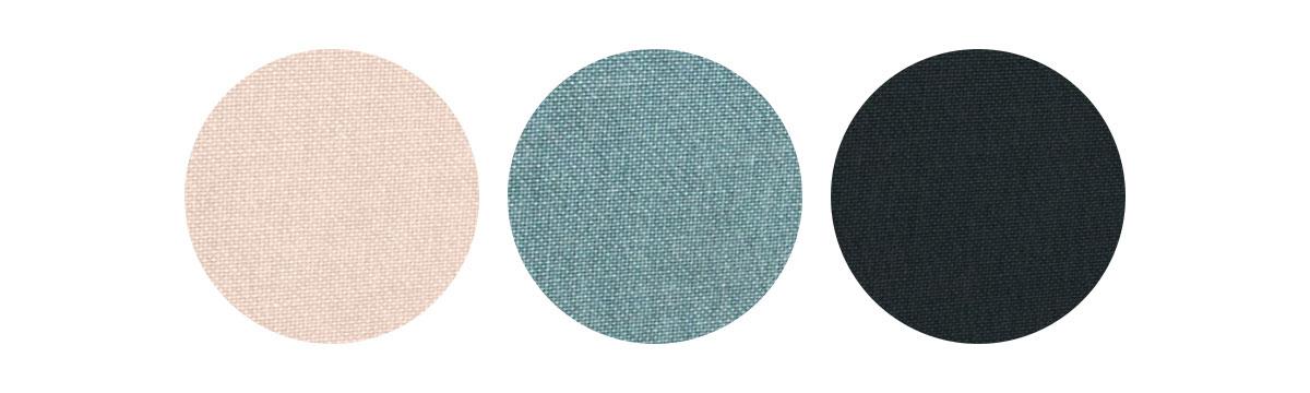 Цветовые варианты ткани бакрем для обложки фотокниги
